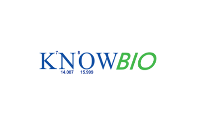 KnowBio Logo For Customer Logo Page